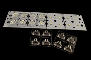 Светодиодный модуль 373-R0 16 LED 3535