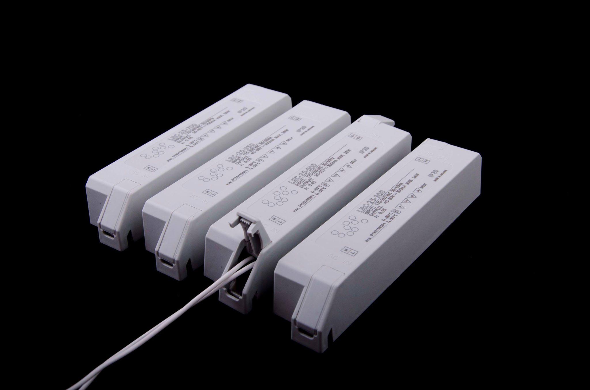 Импульсные блоки питания серии LRC-25